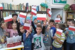 Święto Niepodległości – lekcja patriotyczna z pisarką Stanisławą Bełch